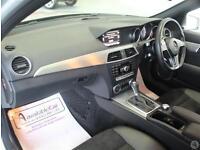 Mercedes Benz C C C220 2.1 CDI AMG Sport Edition 4dr