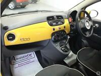 Fiat 500 1.2 Lounge 3dr Dualogic