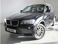 Bmw X3 xDrive 20d 2.0 SE 5dr 4WD Leather