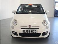 Fiat 500C 1.2 S 2dr 16in Alloys [14 Plate]