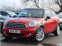 Mini Paceman Cooper 1.6 3dr Chili Pack