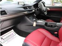 Lexus CT 200h 1.8 F-Sport 5dr CVT Navigation