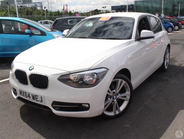 Bmw 1 114d 1.6 Sport 5dr Business Media 18in Alloy