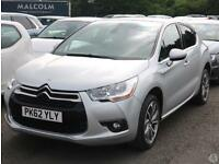 Citroen DS4 1.6 HDi 110 DStyle 5dr
