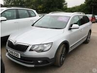 Skoda Superb Outdoor 2.0 TDI 140 4X4 5dr