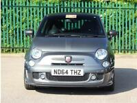 Abarth 595 1.4 T-Jet 160 Competizione 3dr Pan Roof