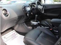 Nissan Juke 1.2 DiG-T Tekna 5dr 2WD Ext Pack
