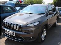 Jeep Cherokee 2.0 CRD 170 Limited 5dr 4WD Auto