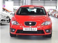 Seat Leon 2.0 TDI 170 FR+ 5dr 18in Alloys