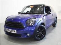 Mini Paceman Cooper 1.6D 3dr Pepper Pack