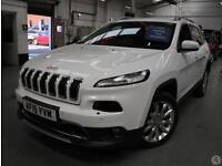 Jeep Cherokee 2.0 CRD 140 Limited 5dr 2WD