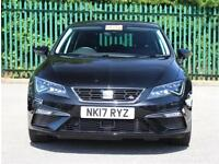 Seat Leon 2.0 TDi 184 FR Tech Pack 5dr 18inAlloys