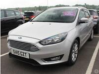 Ford Focus Estate 1.6 TDCi Titanium Navigation 5dr