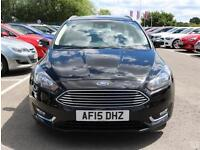Ford Focus Estate 1.0 E/B 125 Titanium Navigation