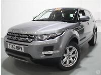 Land Rover Range Evoque 2.2 TD4 Pure 5dr PanRoof