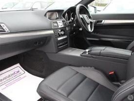Mercedes Benz E E Coupe E220 2.1 CDI SE 2dr Auto