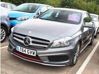 Mercedes Benz A A A200 2.1 CDI AMG Sport 5dr Nav