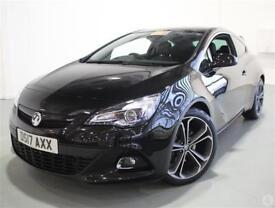 Vauxhall Astra GTC 1.4T 140 Limited Edition 3dr Na