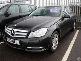 Mercedes Benz C C C180 1.6 B/E Executive SE 4dr Auto