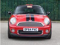 Mini Coupe Cooper 1.6 3dr Chili Pack
