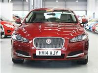 Jaguar XF 2.2d 200 Luxury 4dr Auto Winter Pack