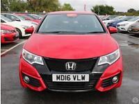Honda Civic 1.6 i-DTEC SE Plus 5dr Nav