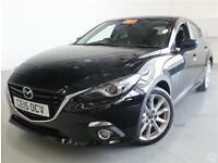 Mazda Mazda3 2.0 120 Sport Nav 5dr Auto