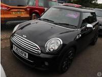 Mini Cooper 1.6D Bayswater 3dr Leather