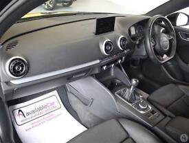 Audi A3 Saloon 1.4 TFSI 150 S Line Nav 4dr