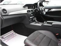 Mercedes Benz C C Coupe C250 2.1 CDi AMG Sport+ Auto