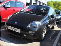 Fiat Punto 1.3 Multijet 85 Lounge 3dr Pan Roof
