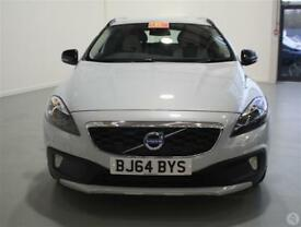 Volvo V40 1.6 D2 115 Cross Country Lux 5dr Powersh