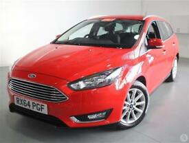 Ford Focus Estate 1.6 125 Titanium Navigation 5dr