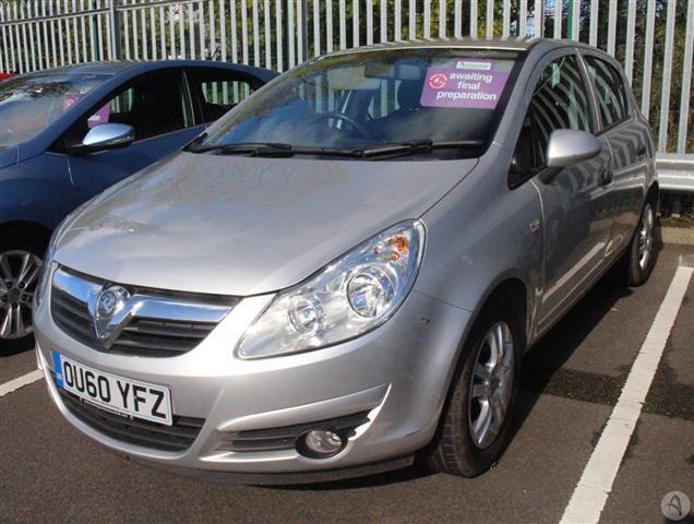 Vauxhall Corsa 1.2 Energy 5dr