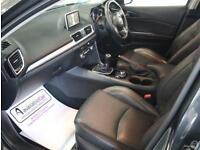 Mazda Mazda3 2.2d Sport Nav 4dr Leather
