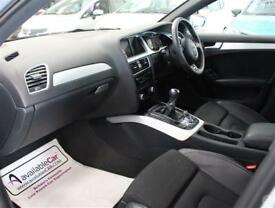 Audi A4 2.0 TDi 190 S Line 4dr Nav