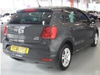 Volkswagen Polo 1.4 TDI Match 5dr