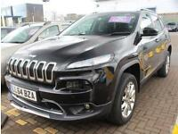 Jeep Cherokee 2.0 CRD 170 Limited 5dr Auto