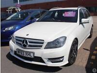 Mercedes Benz C C Estate C250 2.1 CDI AMG Sport Plus