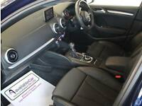 Audi A3 Saloon 2.0 TDI 150 S Line 4dr S Tronic Nav
