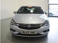 Vauxhall Astra 1.4 SRi 5dr 17in Alloys