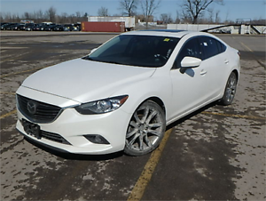 2014 Mazda Mazda6 GT  / NAVIGATION/ ALL ORIGINAL