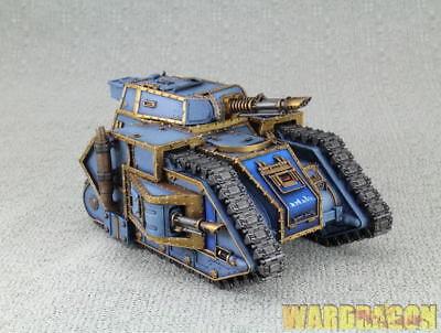ForgeWorld WDS painted Imperialis Militia Carnodon Battle Tank e35