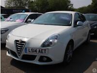 Alfa Romeo Giulietta 1.6 JTDM-2 105 Distinctive 5d