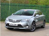 Toyota Avensis 2.0 D-4D Icon 4dr