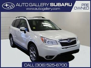 2016 Subaru Forester i Limited w/Tech Pkg