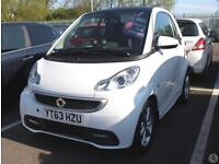 Smart Fortwo Coupe 1.0 Edition21 2dr Auto