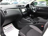 Nissan Qashqai 1.5 dCi 110 N-Connecta 5dr 2WD Glas
