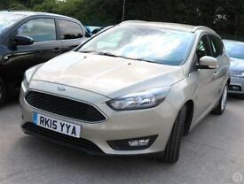 Ford Focus Estate 1.5 TDCi Zetec 5dr Nav