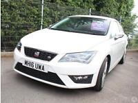 Seat Leon Coupe 2.0 TDI 184 FR Tech Pack 18in All
